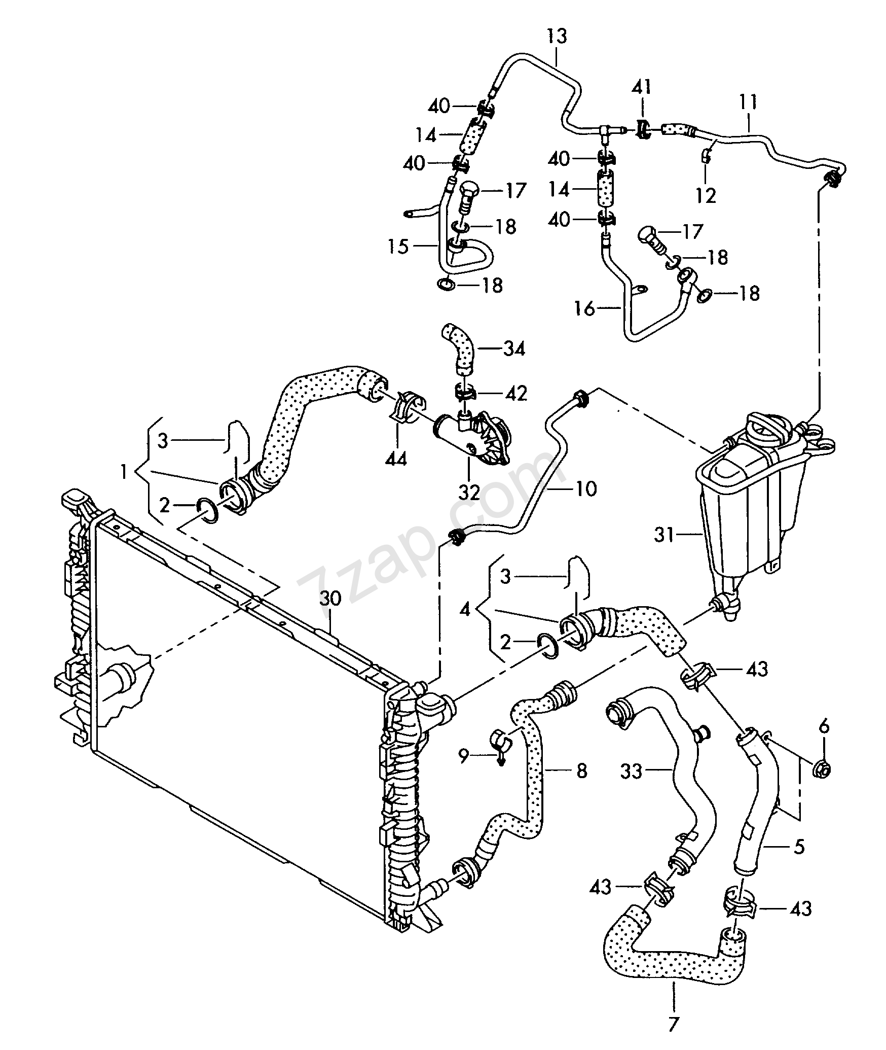 audi a4 cooling system diagram electricity site 2015 Audi A6 Avant USA coolant cooling system audi a4 avant a4 2011 year audi usa 121055