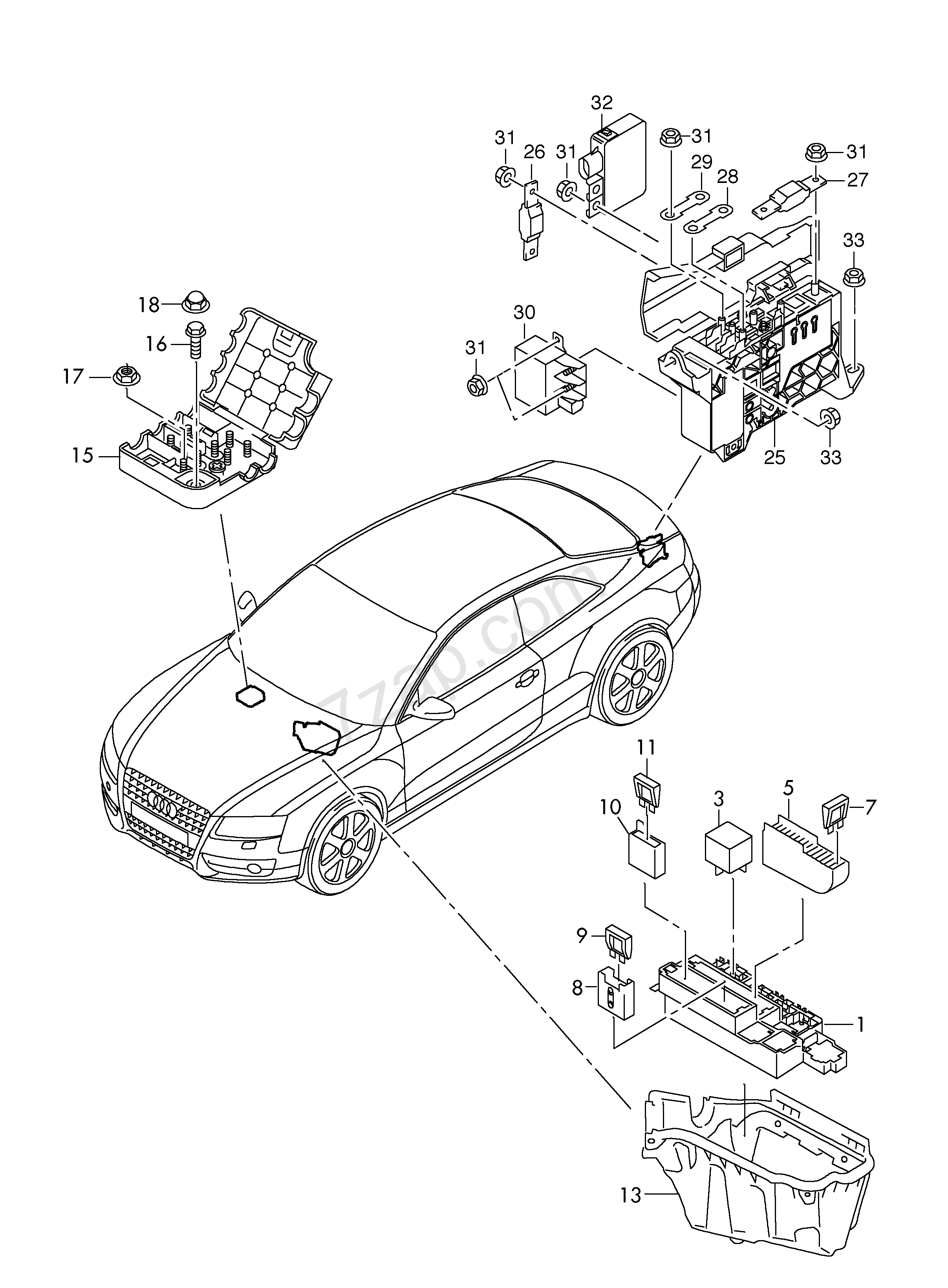 Ford Escape O2 Diagram in addition Wiring Diagram Audi A4 B6 furthermore  on audi a3 8l stereo wiring diagram