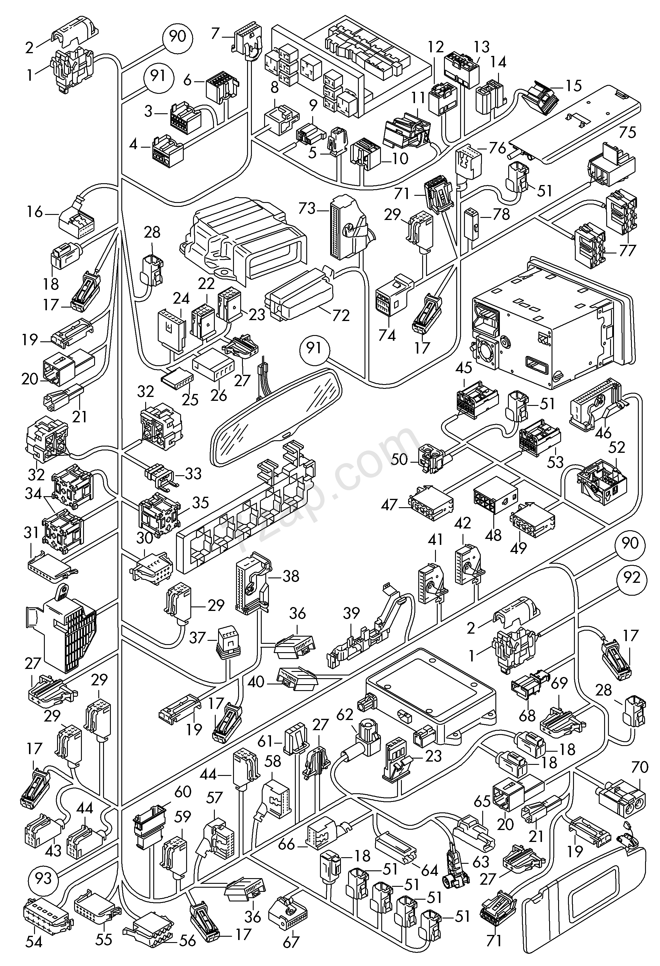 1997 ford festiva wiring diagram with 1993 Audi 100 Wiring Diagram on 1993 Audi 100 Wiring Diagram in addition 91 Ford Jbl Wiring further Chevy High Torque Mini Starter Wiring moreover Geo Metro Engine Diagram Cooling Fan together with Temperature Sensor Location 2007 Mustang Gt.